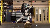 Робот Boston Dynamics научился паркуру. Что еще он умеет?