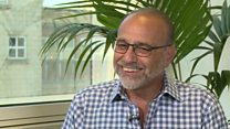 Dragons' Den star Theo Paphitis says he owes his success to dyslexia