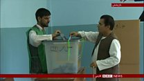 انتخابات افغانستان: با بیومتریک به جنگ تقلب میروند