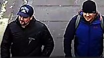 'Yeah, that's us': Skripal suspects on CCTV