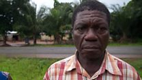 'Peacekeepers murdered my brother'