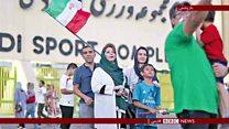 تهدید دادستان کل ایران به برخورد با حضور زنان در ورزشگاه