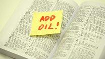 Add oil!