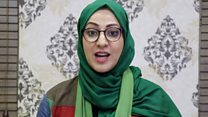 Afghan MP: 'Don't judge us on our make-up'