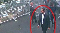 كشف لبي بي سي عربي حول مشتبه به في اختفاء خاشقجي
