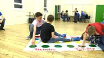 Children in Need helps disabled youngsters