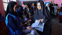 زنان در انتخابات افغانستان