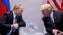 Is Russia still meddling in US politics?
