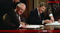 احتمال خروج آمریکا از پیمان منع تسلیحات میانبرد
