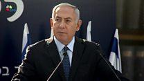 نتنياهو يقول انه سيتفاوض مع الأردن بشأن الباقورة والغمر