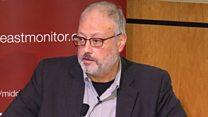The disappearance of Jamal Khashoggi