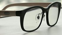 Hi-tech glasses for ageing eyes