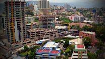 """Documental BBC Mundo: cómo es el polémico proyecto de las ZEDE, los terrotorios """"privados"""" que Honduras quiere construir"""