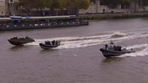 War Games on the Thames