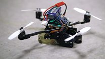 Click News: Micro drones pull heavy objects