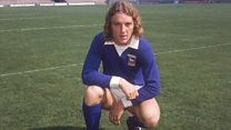 Tributes to 'football giant' Kevin Beattie