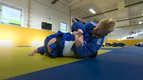 Judo paralympian gets ready for World Championship