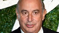 Philip Green and non-disclosure agreements