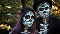 Day of the Dead on trend for Halloween
