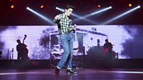 Elvis act, 15, takes tribute shows by storm