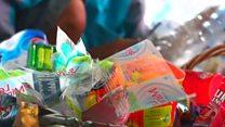 ایده قابل تقلید برای حل مشکل زبالههای پلاستیکی