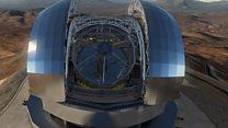 هذا ما سيفعله هذا التلسكوب العملاق في وسط الصحراء