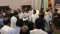 శ్రీలంక ప్రధానిగా మహింద రాజపక్స: