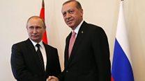 جرا ایران به نشست چهارجانبه استانبول در مورد سوریه دعوت نشده؟