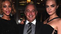 Philip Green: The man behind the scandals