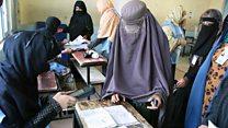 انتخابات پارلمانی افغانستان با یک هفته تاخیر به قندهار رسید