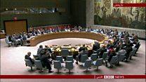 خروج آمریکا از برجام و واکنش بقیه اعضای شورای امنیت