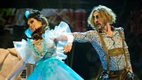 Seann Walsh eliminated from Strictly