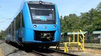 The emission-free train