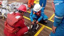 انڈونیشیا میں مسافر بردار طیارہ جکارتہ سے پرواز کرنے کے بعد سمندر میں گر کر تباہ ہوگیا