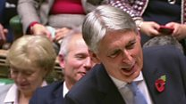 Heckling MP to chancellor: You won't be here!