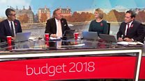 BBC editors on the 2018 Budget