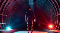 Inside Birmingham's underground tunnel