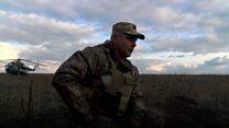"""""""На Донбасі противник менше стріляє, бо готує """"фейкові"""" вибори"""""""""""