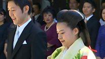 सामान्य माणसासाठी जपानच्या राजकुमारीनं सोडलं शाही परिवार