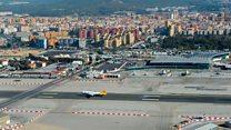 Estos son algunos de los aeropuertos más impresionantes y raros del mundo