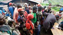Abahoze ari abarwanyi ba FDLR bavuga babayeho nabi cane i Kisangani