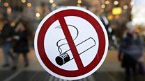 جدل حول التدخين بين جامعة و طٌلابها!