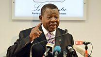 Ministre Lambert Mende avuga ko abahoze muri FDLR ata burenganzira bafise muri Kongo