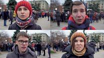 Студенты и школьники о репрессиях