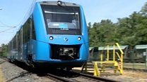Are hydrogen trains the future of travel?