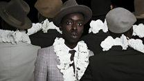 L'hommage d'Omar Victor Diop aux figures noires de l'Histoire