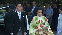 أميرة يابانية تتخلى عن لقبها الملكي للزواج من رجل تحبه