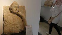 بازگشایی موزه ملی سوریه