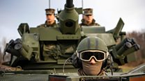 Nato holds military exercise in Norway