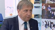 University head: 'I came from an underprivileged background'